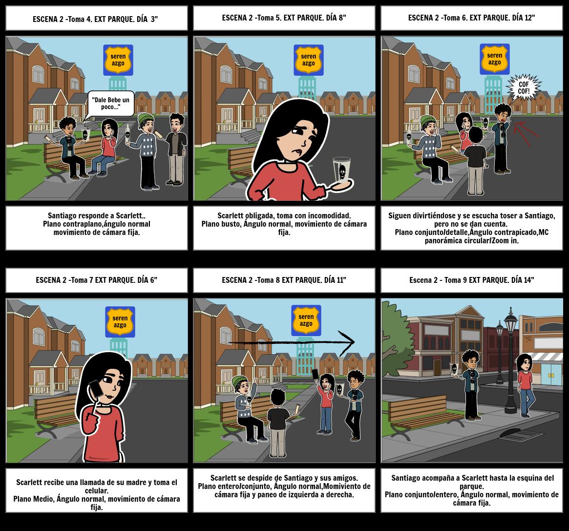 NO SEAMOS COMPLICES 7-12