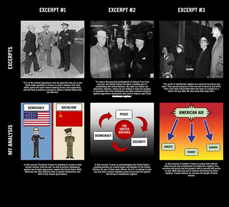 Truman Doctrine Document Analysis