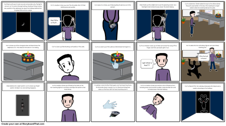 Always Be True - Scene 6 - Storyboard 2