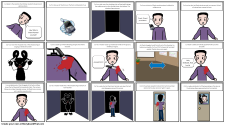 Always Be True - Scene 6 - Storyboard 3