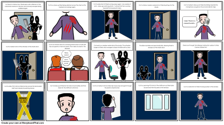 Always Be True - Scene 6 - Storyboard 4