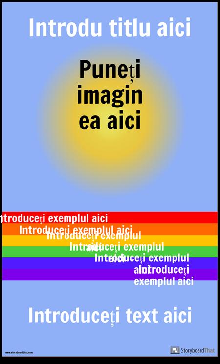 Afisul Vizual Vocab