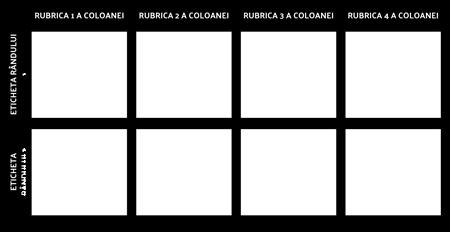 Blank Diagramă 2x4