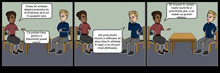 Conversație cu Participarea Slabă