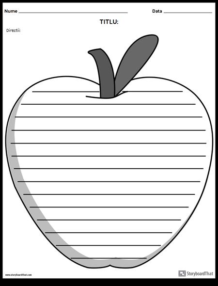 Creative Writing - Apple