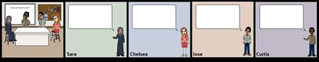 Discuție Storyboard - Blank