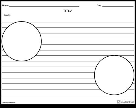 Două Ilustrații Pentru Cercuri