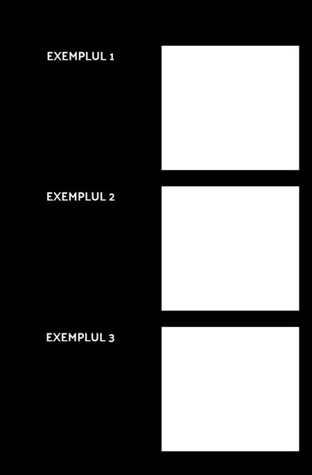 Exemple de grilă