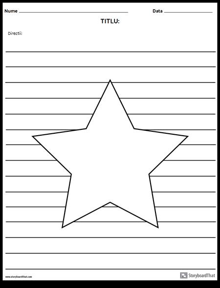 Ilustrație Stea