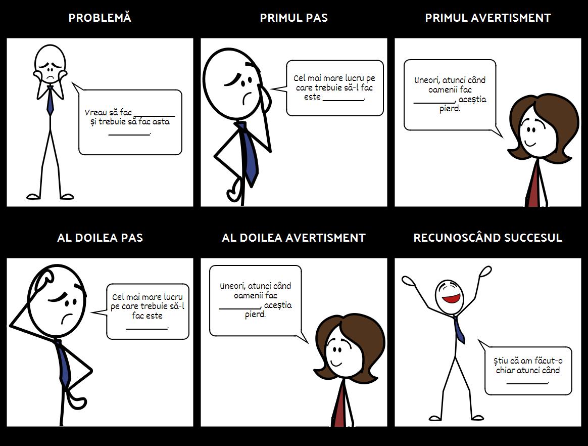 Procesați Storyboard Exemplu Lung