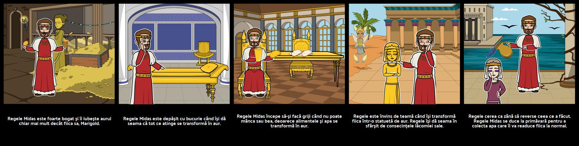 Regele Midas' de aur Analiza Touch Caracter