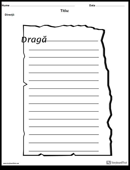 Scrisoare Veche