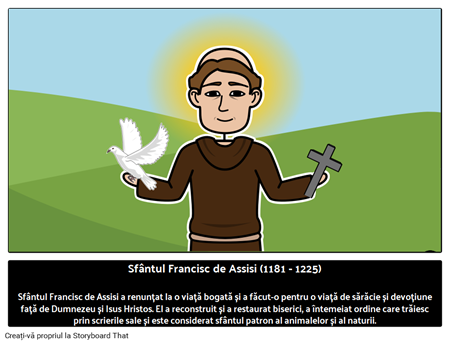 Sfântul Francisc de Assisi