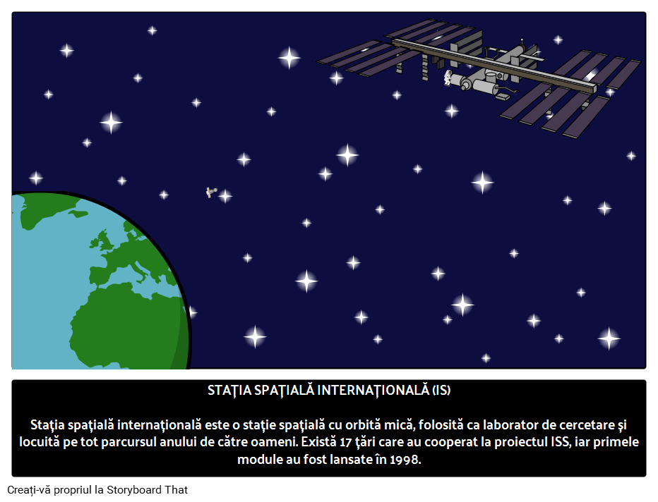 Statia Spatiala Internationala