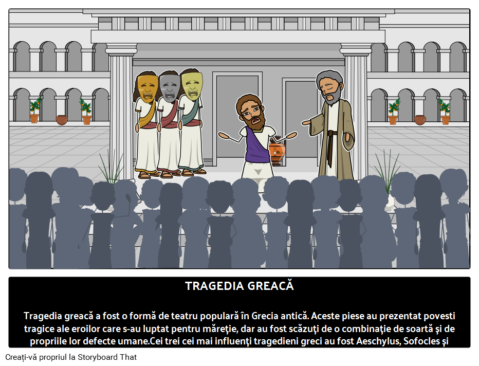Tragedia Greacă