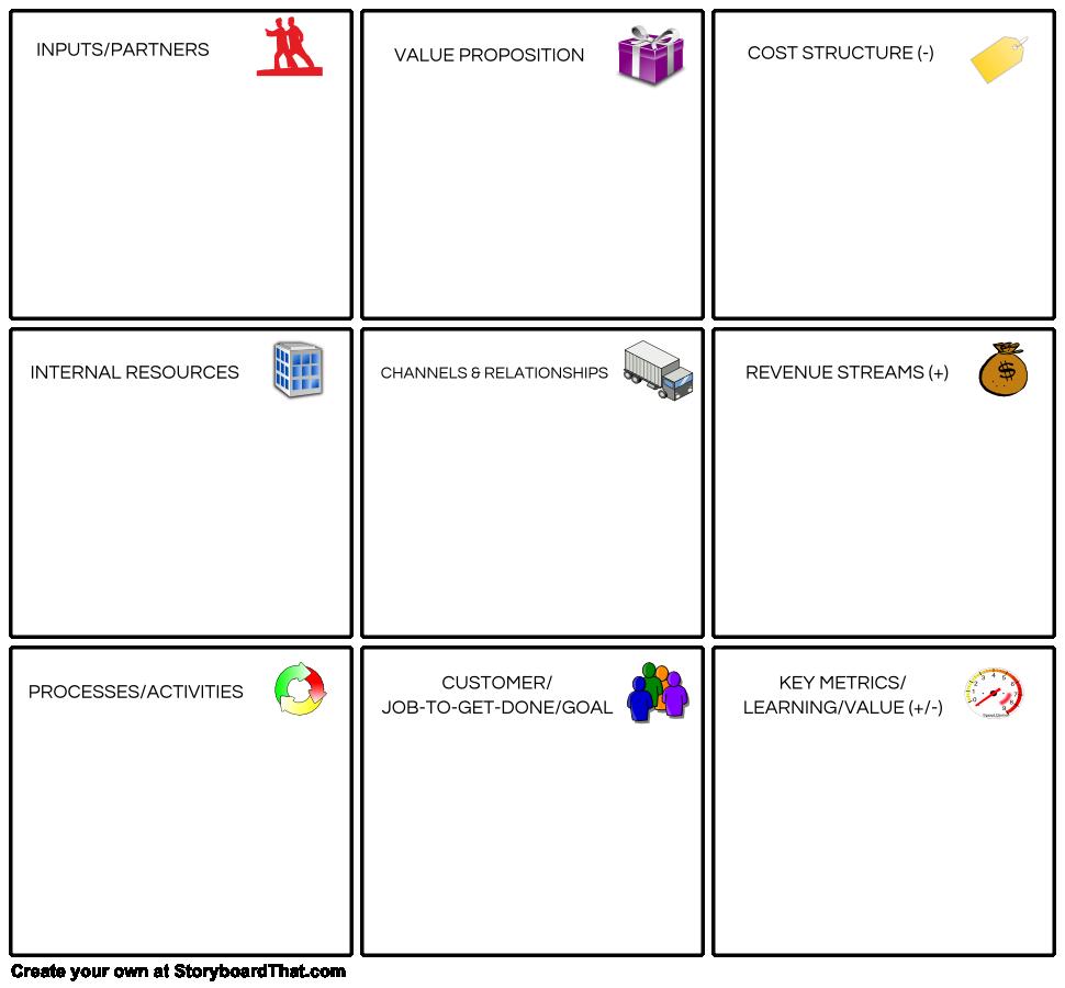 Website Storyboard Template: Business Model Storyboard_TEMPLATE_RodKing Storyboard