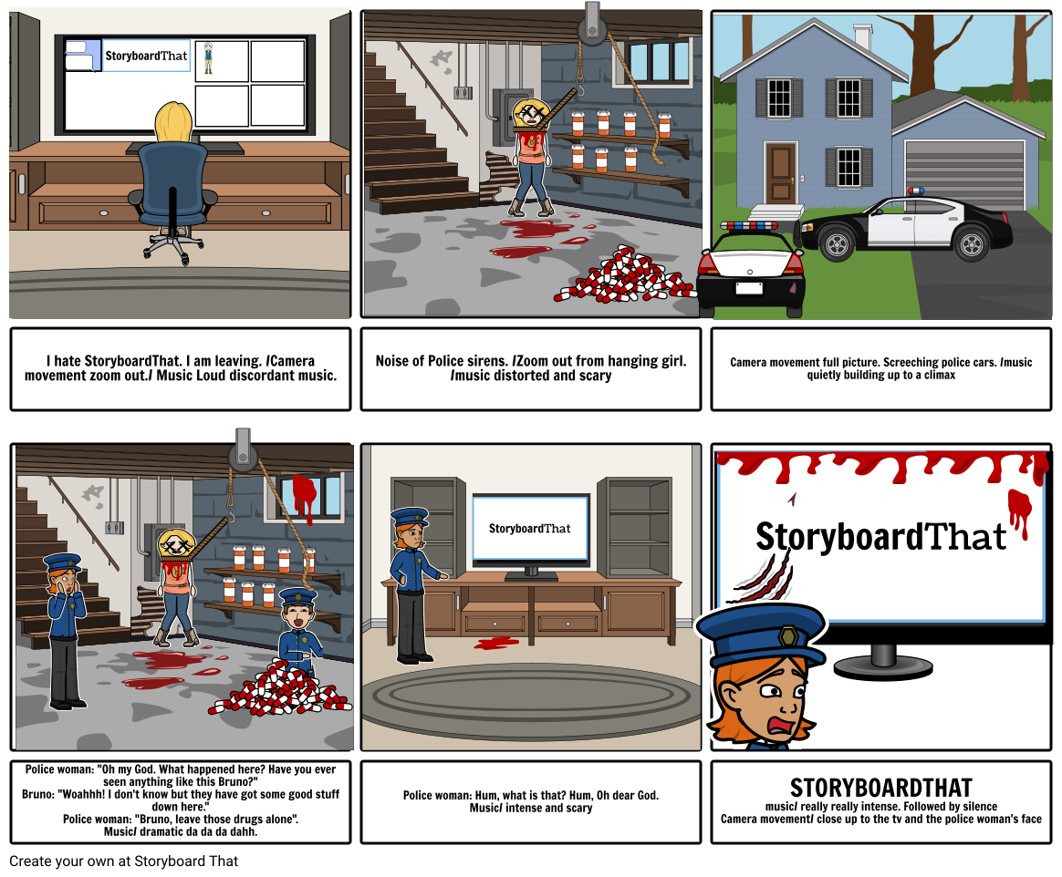 StoryboardThat User Deleted