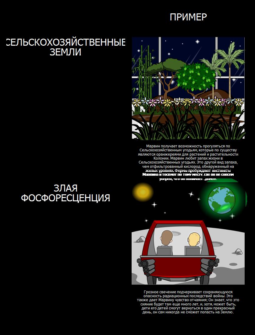 Темы, Мотивы и Символы в Если я Забуду Тебя, о Земля ...