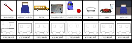 Рутинный Поезд - Школьный Возраст
