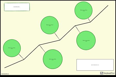 Горизонтальная Временная Шкала 2