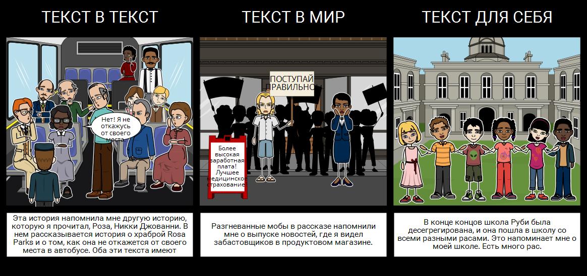 История Руби Моста - Соединения