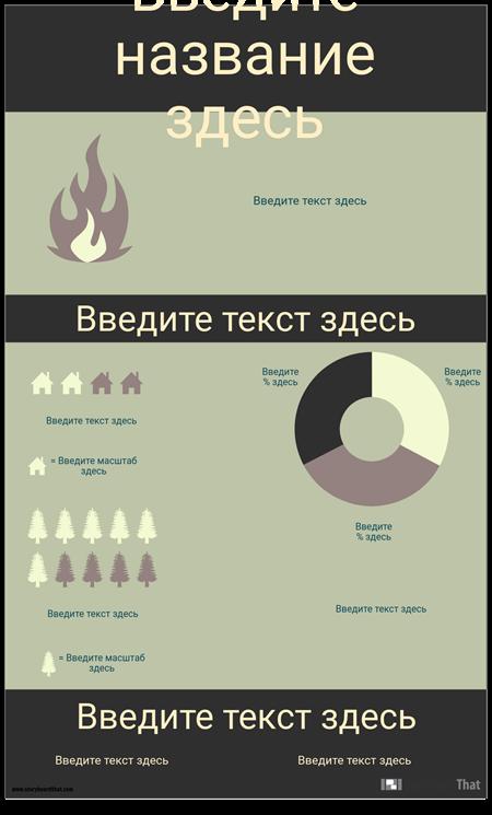 Естественная Инфографика
