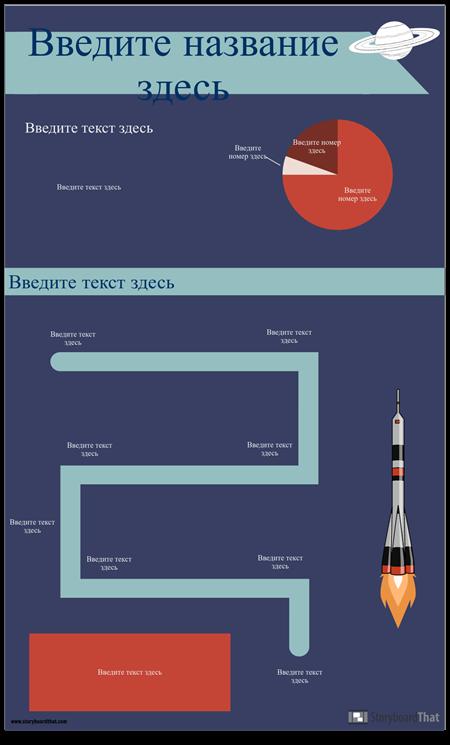 Космическая Инфографика