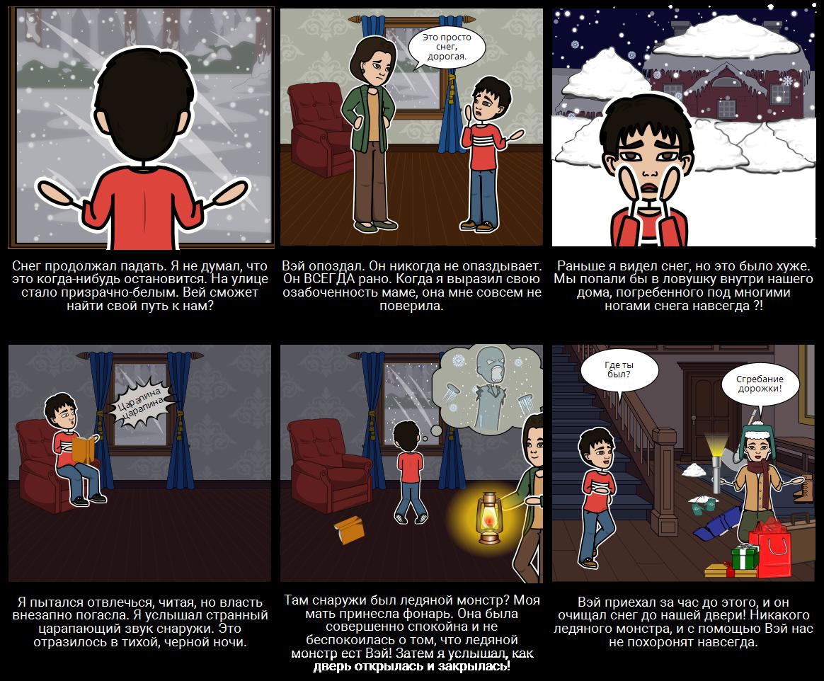 Зимний Отдых - История