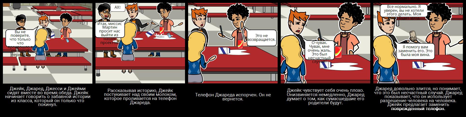 Сценарий Конфликтов