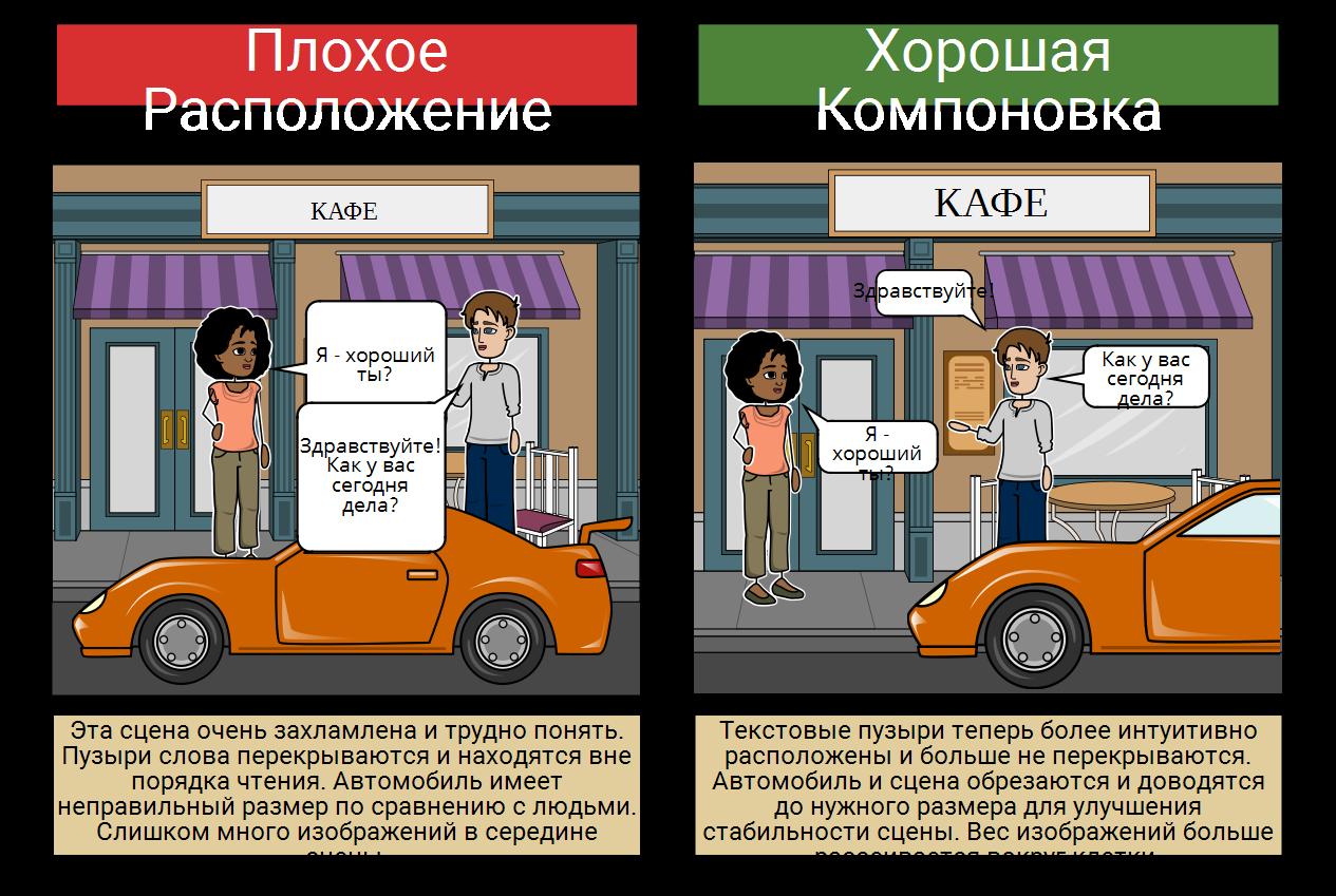 Примеры Компоновки