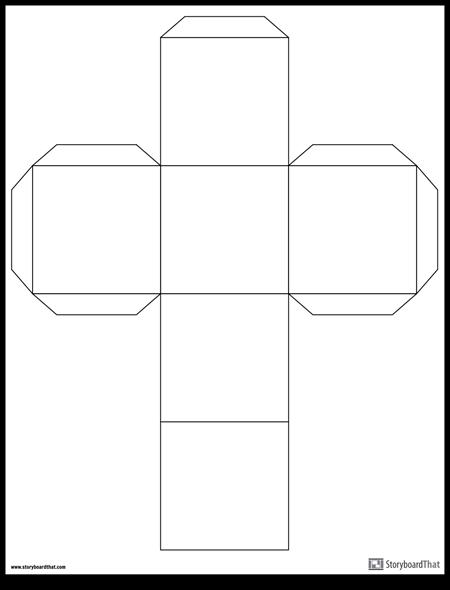 Шаблон Cube
