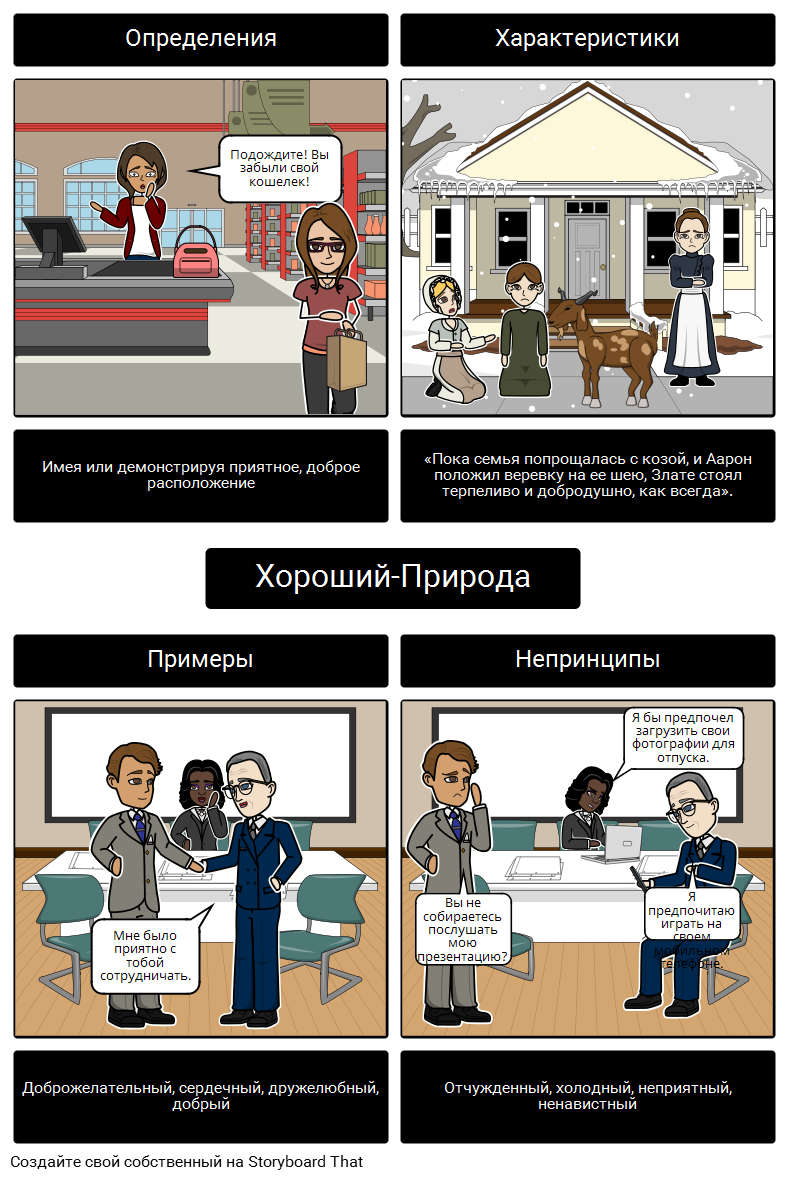 Zlateh Коза - Словарь