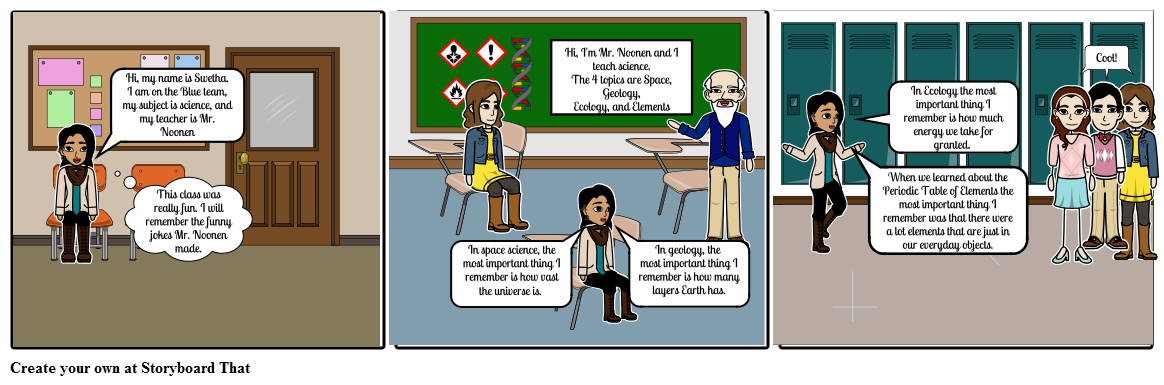 Science Topics and Other Stuff