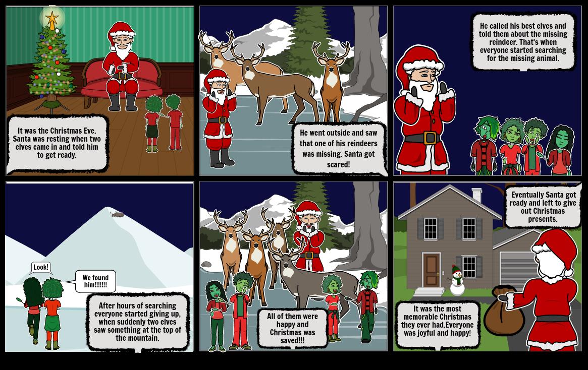 Christmas Fairy Tale