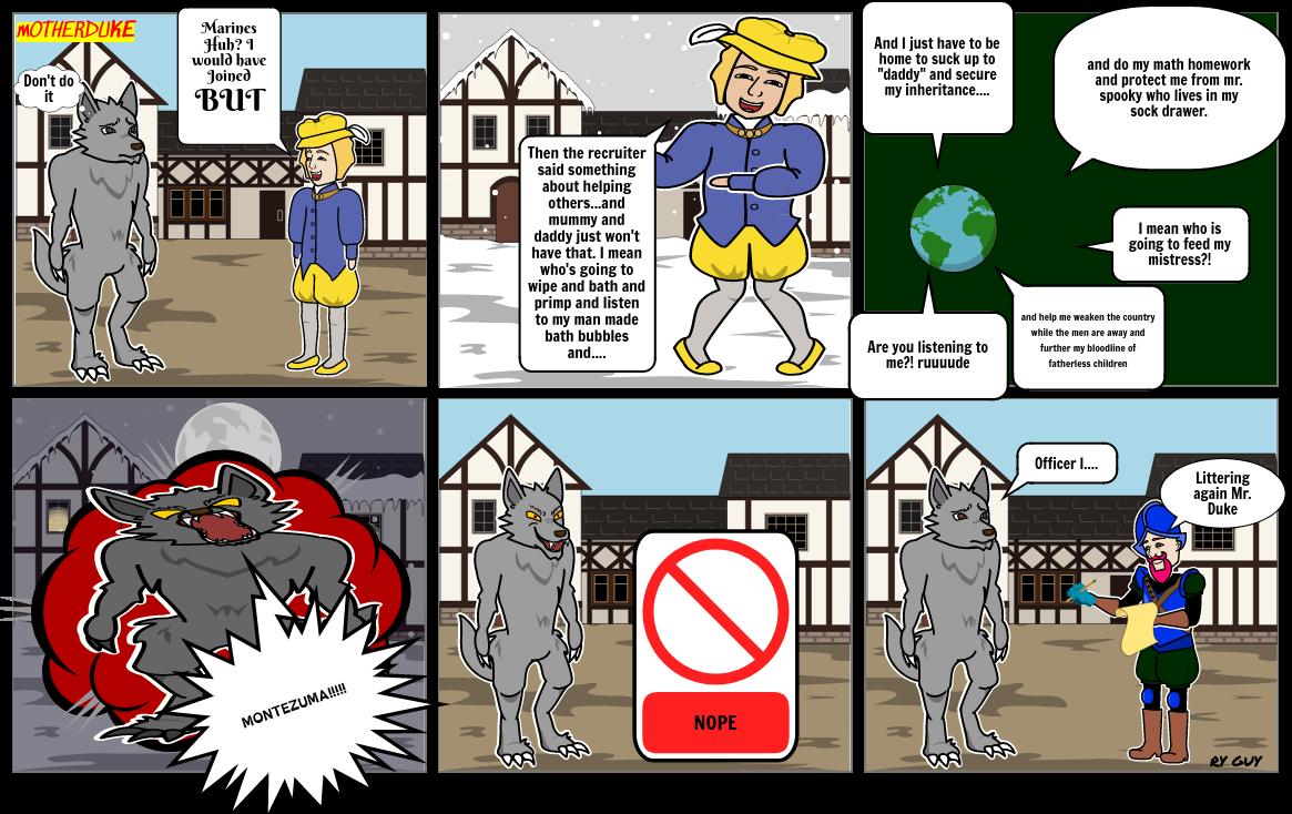 Shell Shock Episode 1: Jolly Ol' England