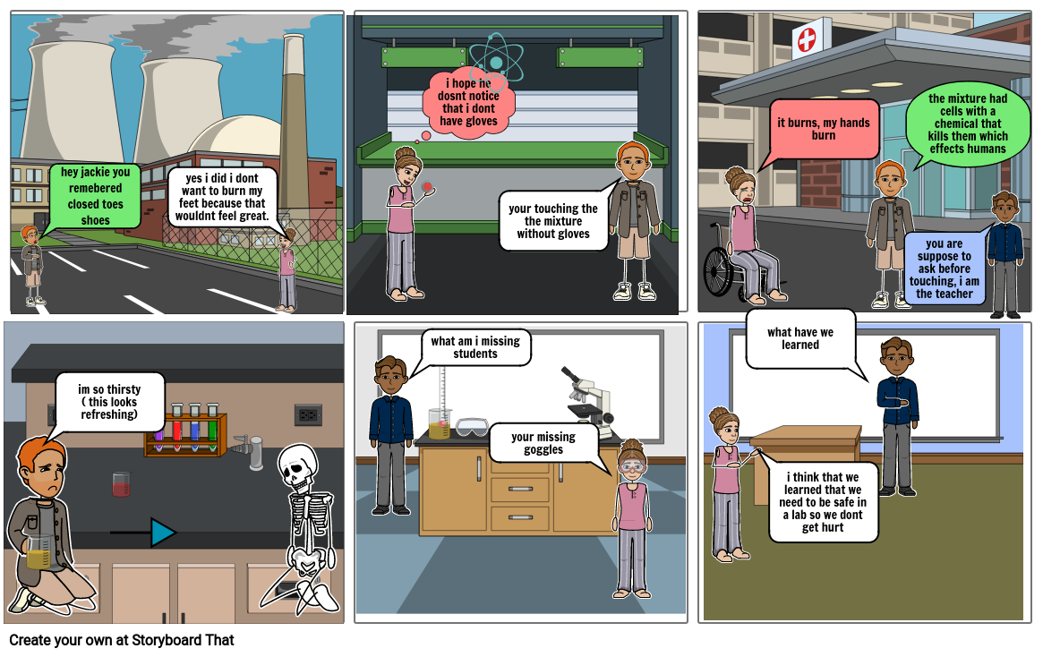 comic for science due on tuesday next week