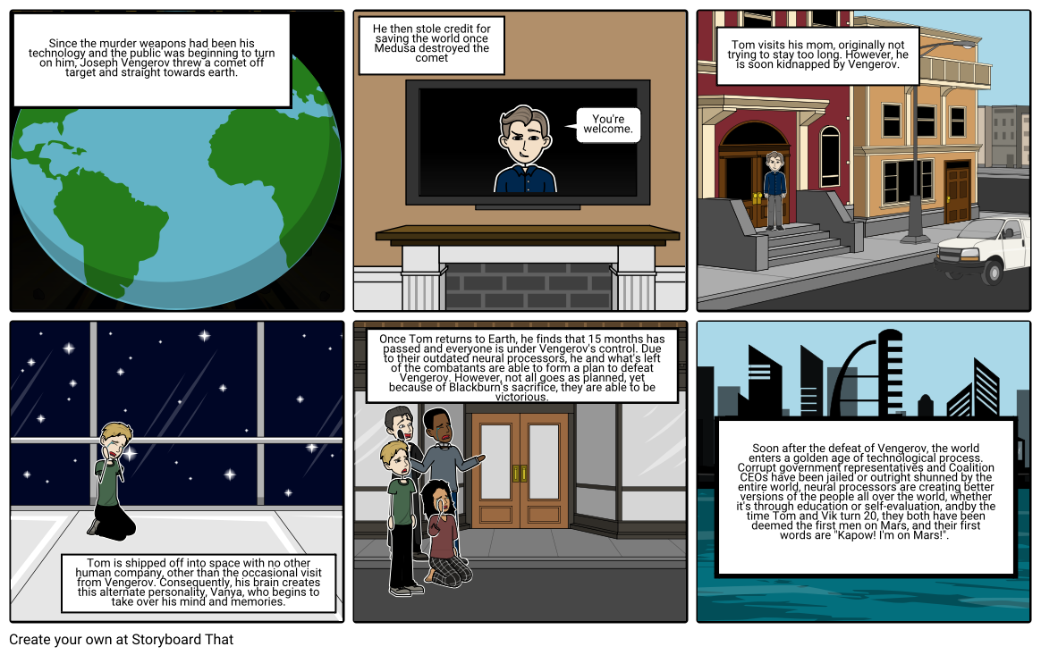 Catalyst Comic 2