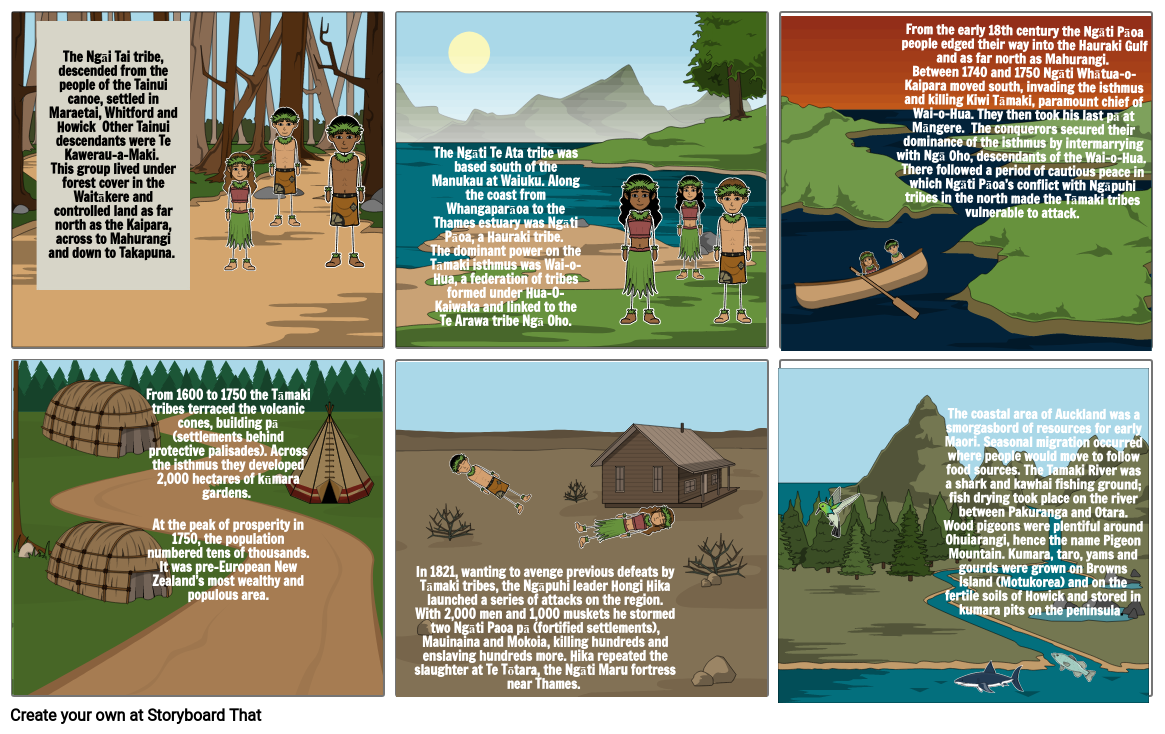 Maori studies
