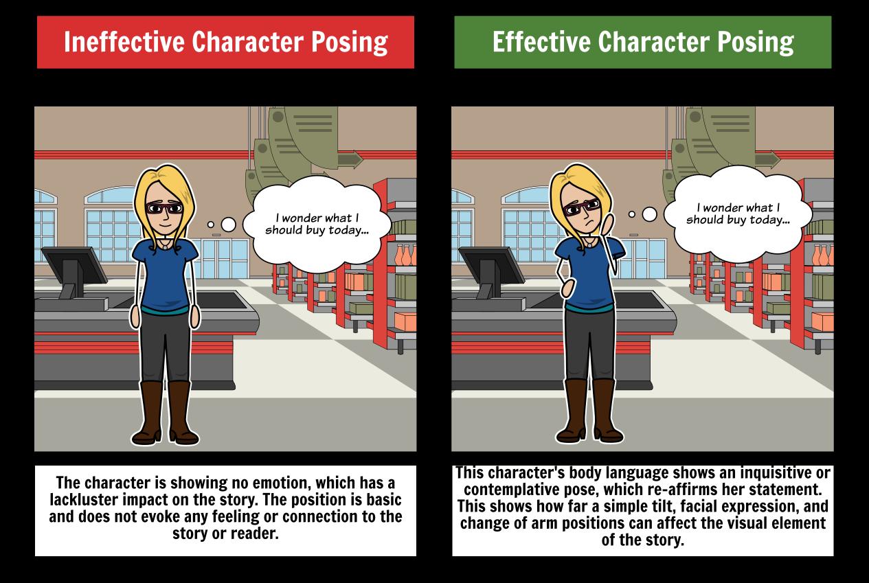 Character Posing