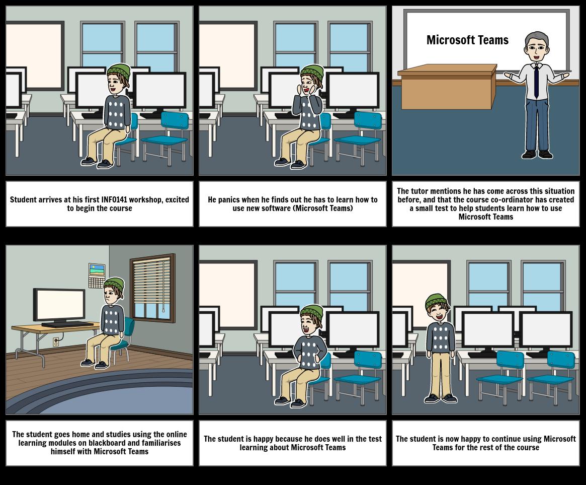StoryboardsINFO141