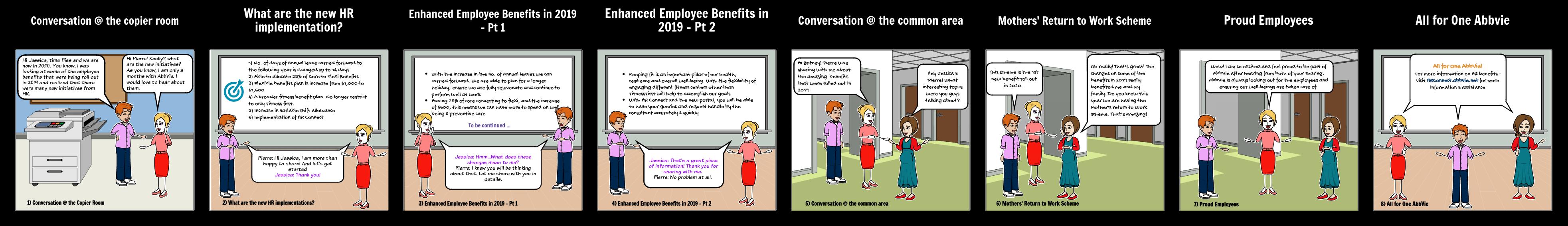 Newsletter - HR Benefits