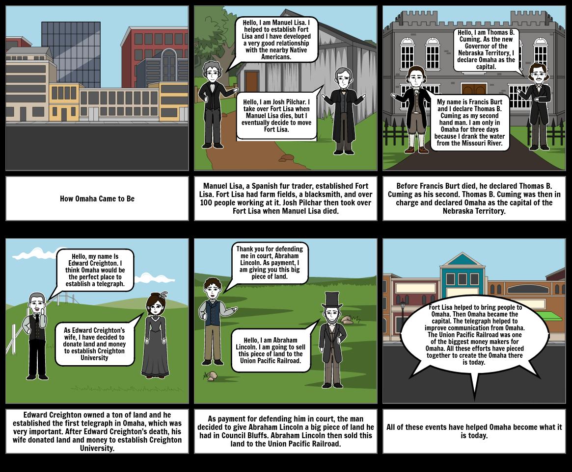 Omaha History Summative