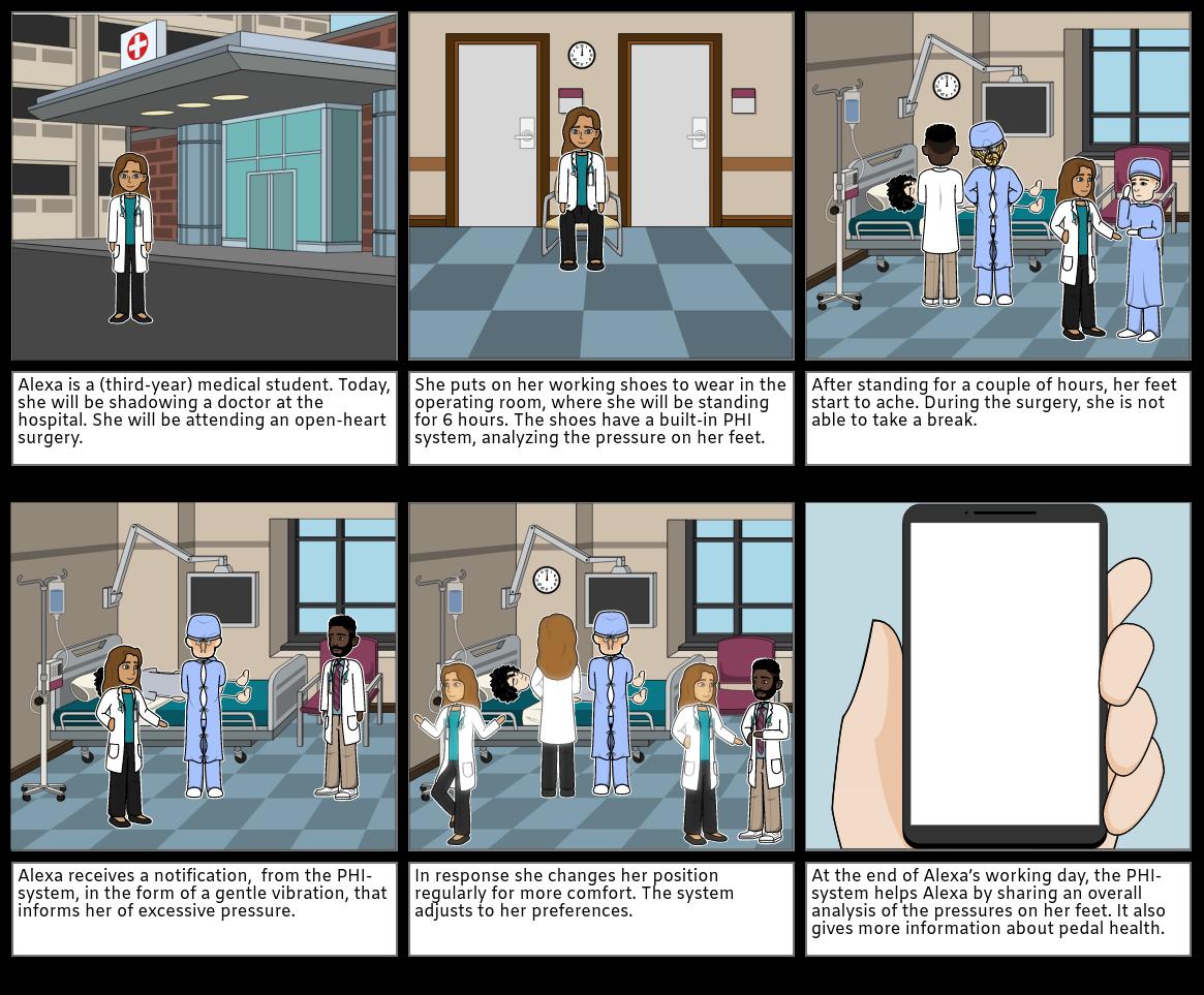 I&E Storyboard