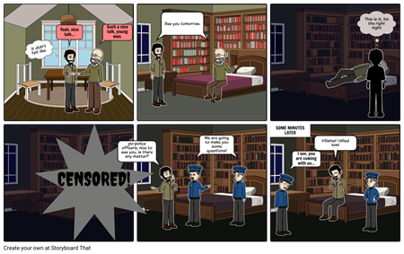 Reading Storyboard