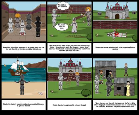 Social Storyboard