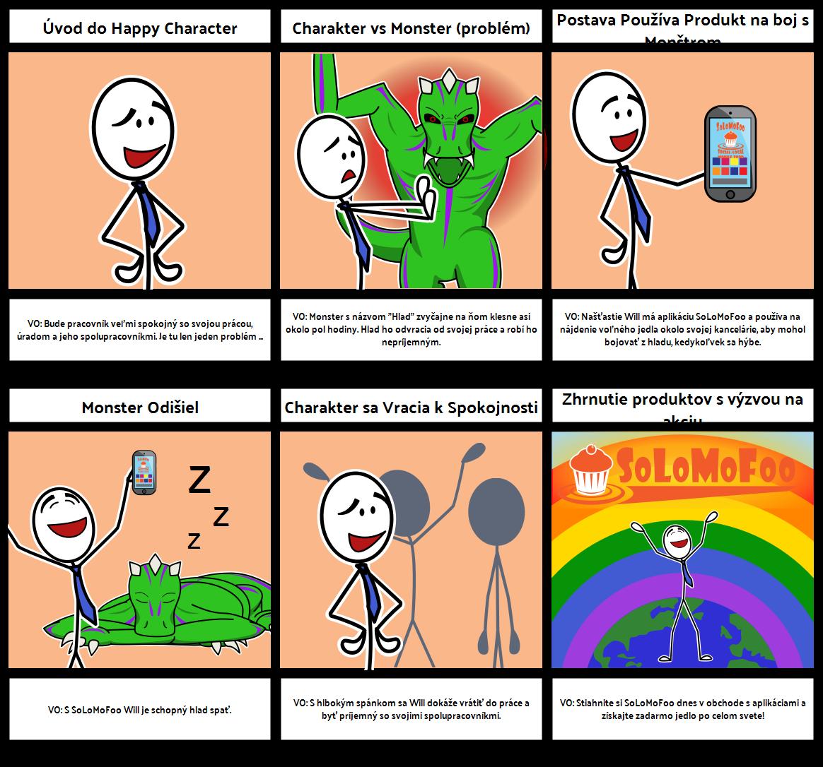 Animované - Príklad