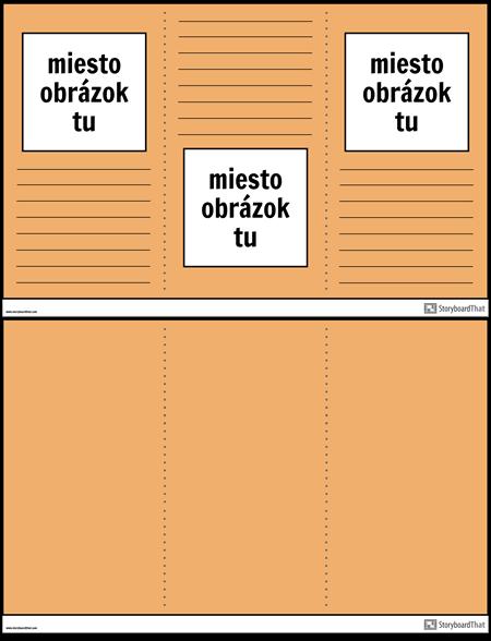 Brožúrsky Plagát 3