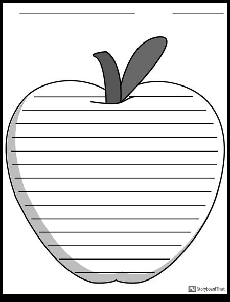 Creative Písanie - Apple