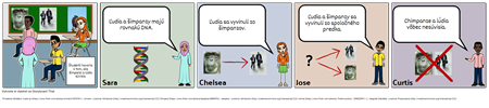 Diskusia Storyboard - HS - Evolution