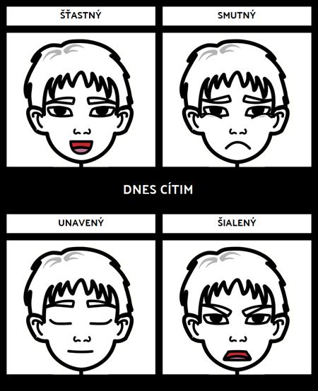 Emočný diagram 1
